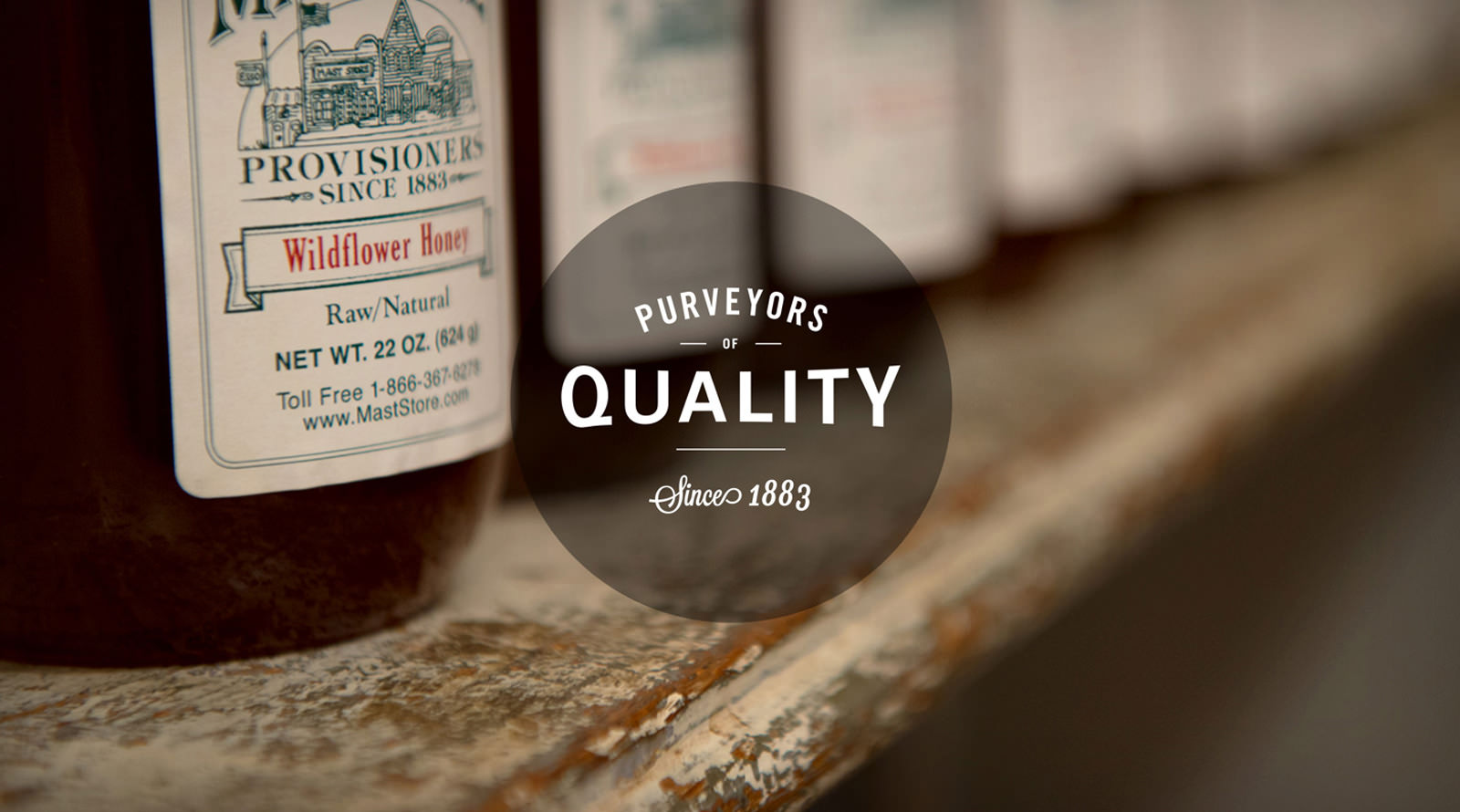 Purveyors of Quality